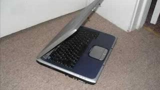 HP Pavilion XT155 Laptop XP Home/COA Office 2003 PRO