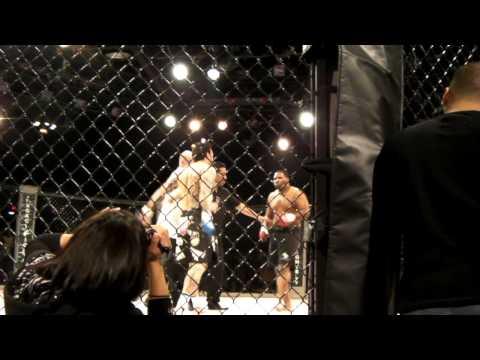Jason David Frank Makes his MMA Debut