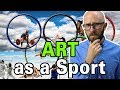 That Time Art was an Official Olympic Sport