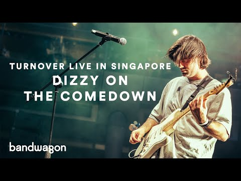Turnover - Dizzy On The Comedown (live audio, remastered) - Singapore 2019 - Bandwagon Live Mp3