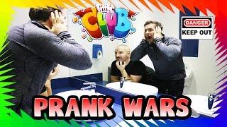 prank wars in real life team dmax vs sharklings trolling fun