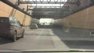 Туннель Ленинградское шоссе Волоколамское шоссе