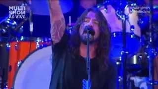 Foo Fighters - Learn To Fly - Rio de Janeiro Maracanã 1080p