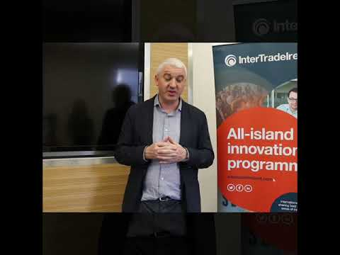 All Island Innovation Programme - Joe Haslam