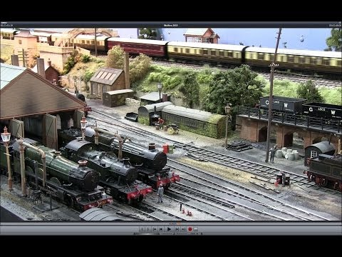 Modelling Railway Train Track Plans -Excellent Ideas For Guildex 2013 – 0 Gauge Model Trains as its Best