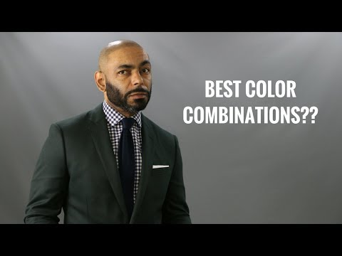 Top 7 Best Clothing Color Combinations For Men