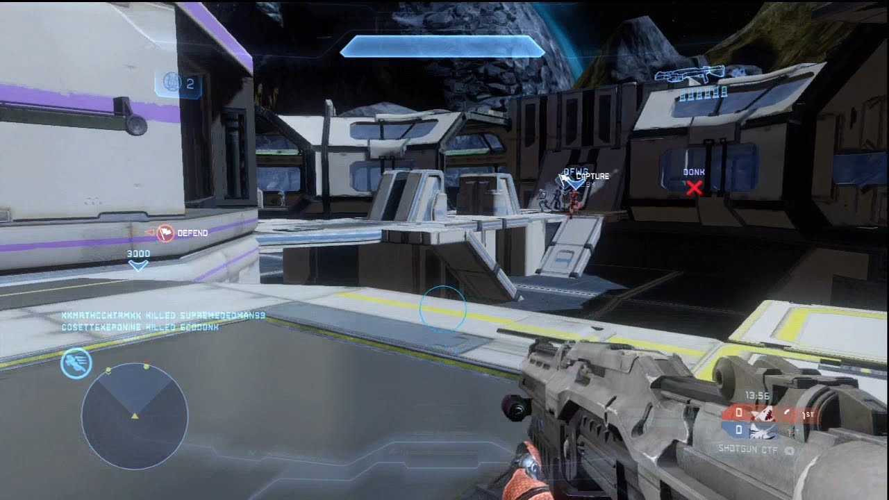 Halo 4 Multiplayer [Part 77] - Random Flag Weapon Generator Time ...