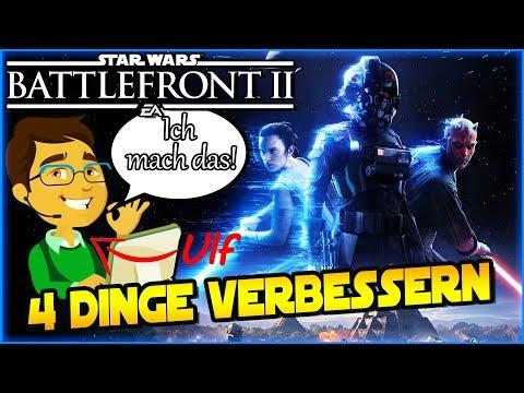 4 Dinge die man an Star Wars Battlefront 2 verbessern kann! - Vorschläge Verbesserungen - Tombie thumbnail