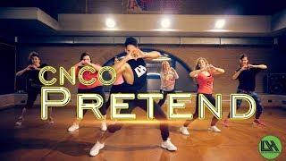 Pretend - Cnco By Lessier Herrera Zumba