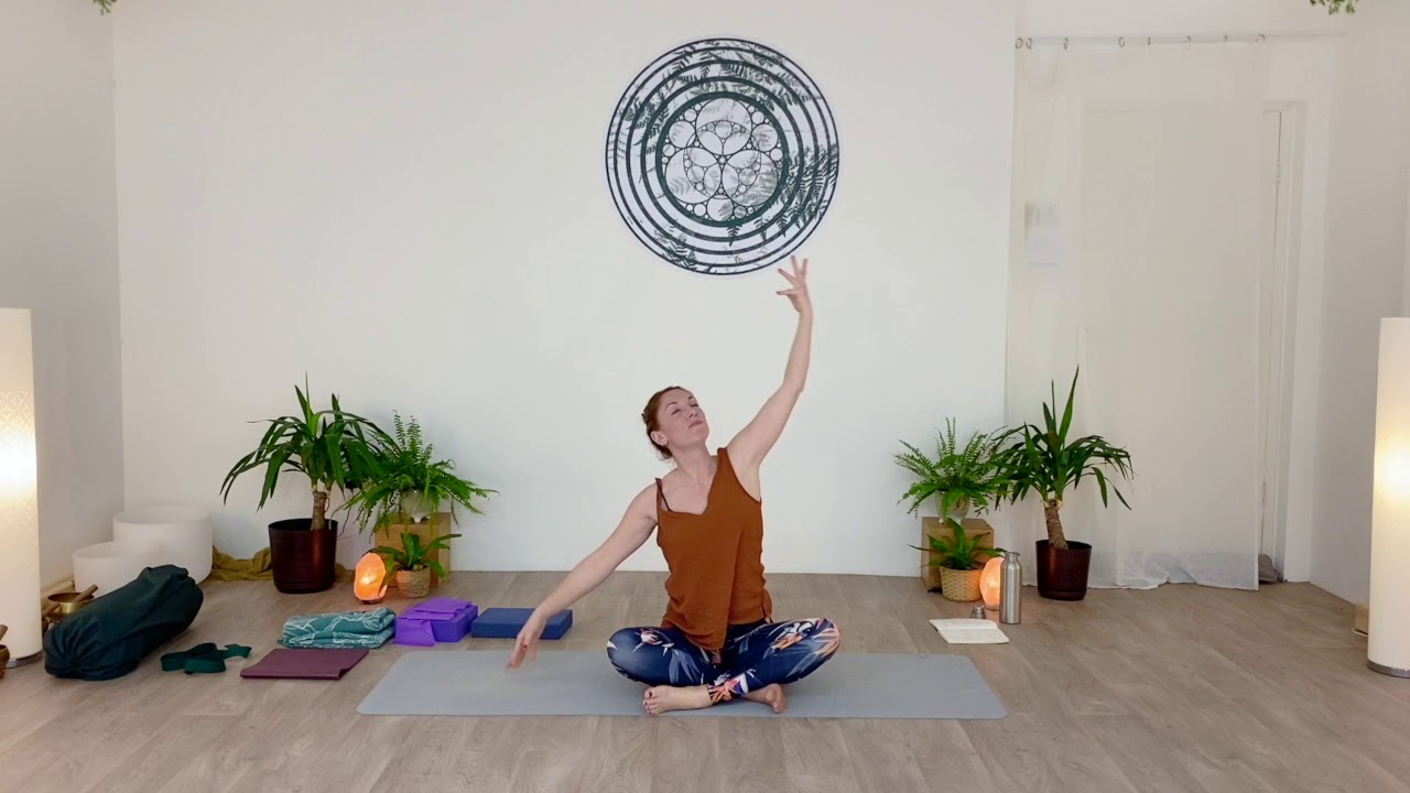 YOGA FOR ALL.  HATHA INSPIRED PRACTICE