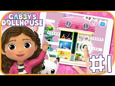 GABBY'S DOLLHOUSE #1   Spin Master Studios   Educational   Game for kids   Fun mobile game   HayDay