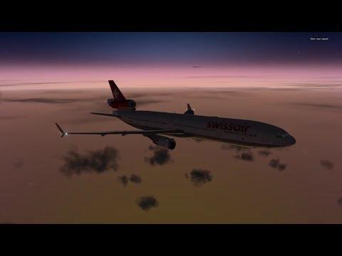 Up In Flames - Swissair Flight 111
