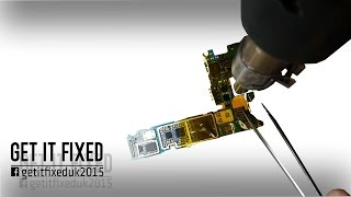 Samsung S5 Dead Board  Fixed Power Manager Ic Chip