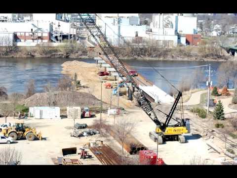 Rebuilding the CRANDIC Bridge