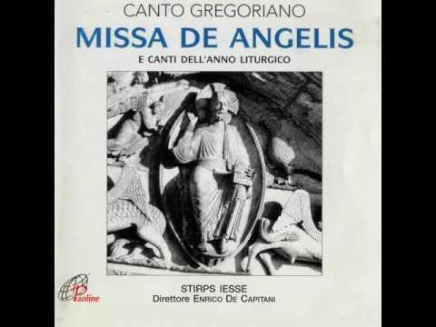Gregoriano   Missa de angelis