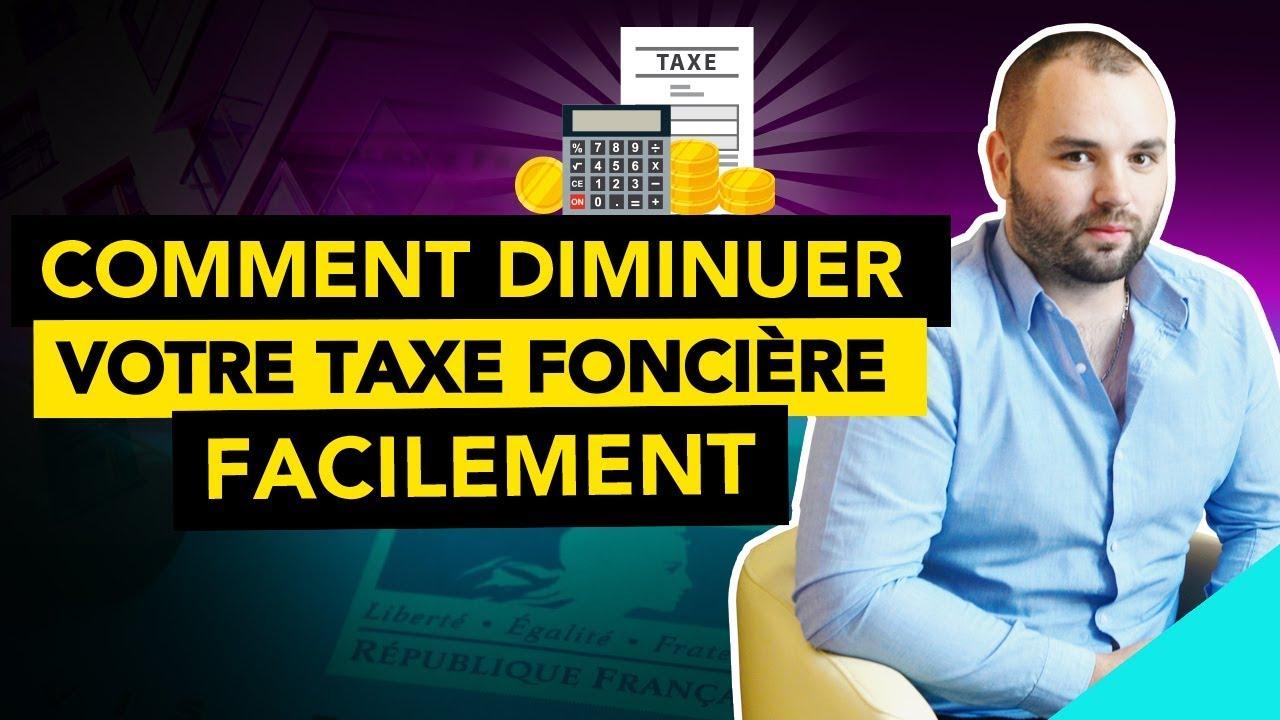 Comment Diminuer Sa Taxe Fonciere Astucen 2