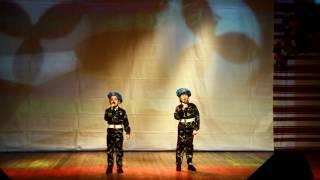 """№52. """"Мы шагаем как солдаты"""". I Международный детский вокальный конкурс IN-KU 2016г."""