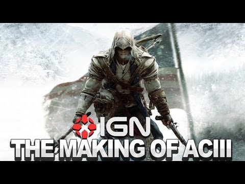 IGN Presents: Making Assassin's Creed 3  The Revolution Part 4