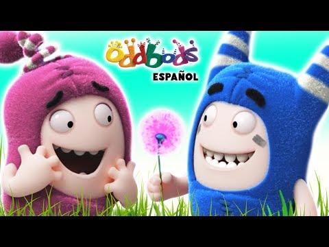 Dibujos Animados   Oddbods - Asunto de Niños y Niñas   Caricaturas Graciosas para Niños