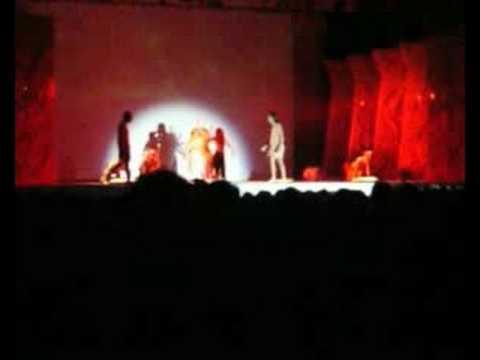 Odissea The Musical - Circe la Maga