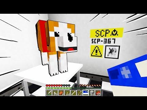 NON ACCAREZZARE QUESTO CANE!! - Minecraft SCP 367