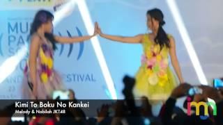 IMJN 140223 JKT48 Melody Nabilah Kimi To Boku no Kankei