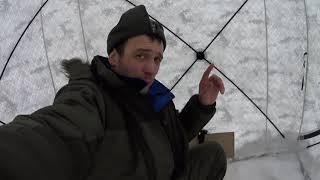 зимняя рыбалка мотобуксировщик форза