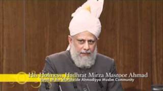 Huzoor's Tour of Ireland (Part 5)