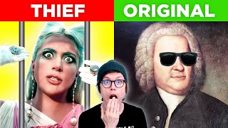 Pop songs that STOLE from classical music