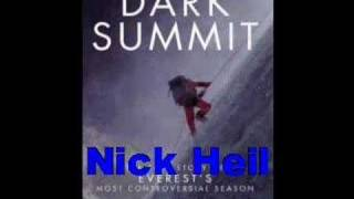 Nick Heil -Dark Summit-Bookbits author interview