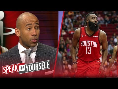 Dahntay Jones on Rockets' recent success & Paul George sticking with OKC | NBA | SPEAK FOR YOURSELF
