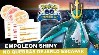 ARRASA EN EL COMMUNITY DAY DE PIPLUP CON ESTOS TIPS - Pokémon GO [Neludia]