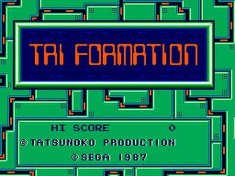 Master System Longplay [020] Zillion II - The Tri Formation (FM)