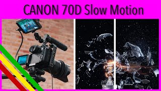 Canon 70D Video Sample Add Slow Motion