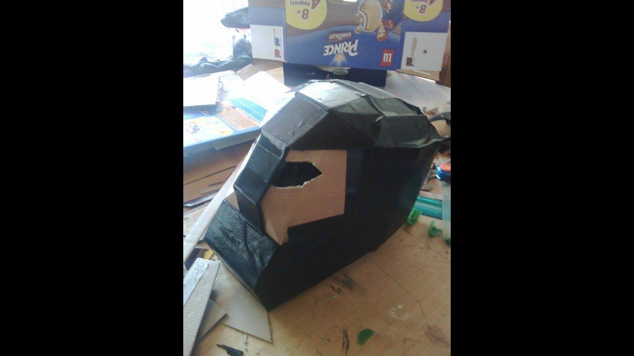chronique d 39 un cosplayeur 4 casque et sac futuriste les bases fr youtube. Black Bedroom Furniture Sets. Home Design Ideas