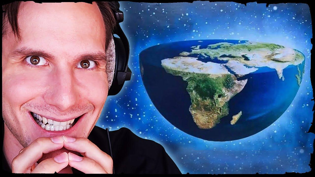 r/FacebookScience - ah yes, Half-Flat Earth.