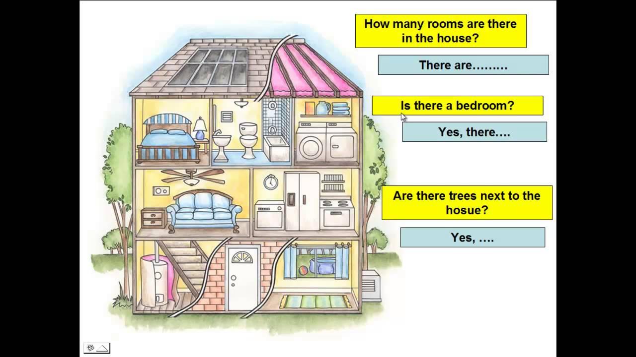 דקדוק שיעור 6 -- There Is There Are