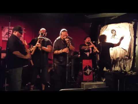 Aztlan Underground Live @ Harvelle's Santa-Monica, Sep 9 2016, Part1