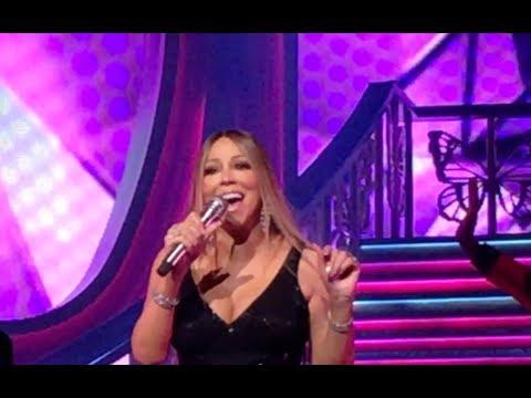 Mariah Carey - The Butterfly Returns Concert - Las Vegas - July 7, 2018