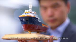 Why PolyU BBA (Hons) in International Shipping and Transport Logistics?