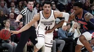 Quinndary Weatherspoon Mississippi State Bulldogs 31 PTS vs Georgia | Next Ones |