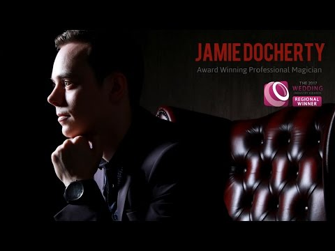 Jamie Docherty - Professional Close Up Magician