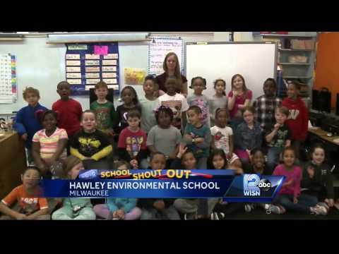 4/15 Shout Out: Miss Wisinskia, Hawley Environmental School