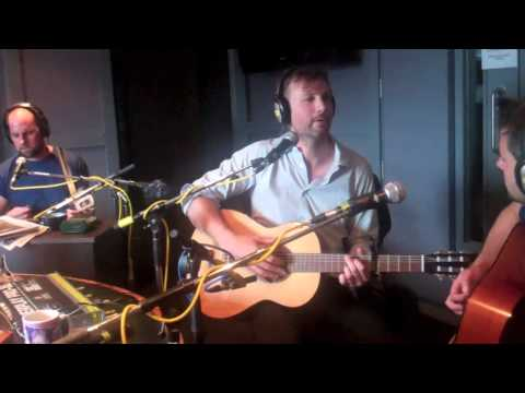 Bell X1 - She's A Mystery To Me - live on Today FM
