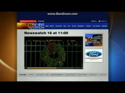 WNEP: Newswatch 16 At 11pm Close--2016