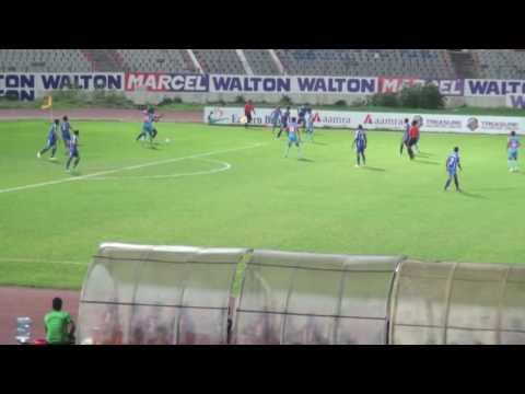 Dhaka Abahani ltd VS Sheikh Russel KC Ltd Walton Federation Cup 2016