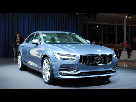 2016 Volvo S80 >> 2018 Volvo S80 - YouTube