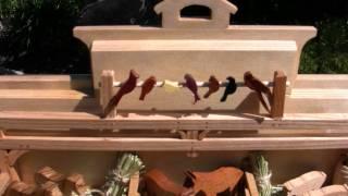 Noah's Ark Woodworking Plan