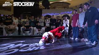 Full Clip vs Hidden Warriors | Finał Bboy 3vs3 - Street Boom