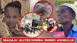 MAUAJI YA NAOMI: Mzee ALIYECHIMBA MASHIMO Mkurunga ASIMULIA Ilivyokua